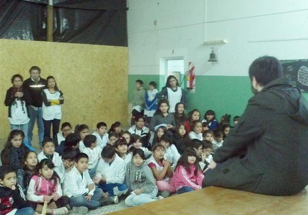 Promueven la lectura en escuelas de la ciudad