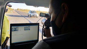 el radar comenzara a hacer multas por exceso de velocidad