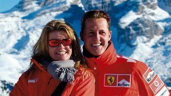 A días del estreno del documental de Schumacher, su esposa rompió el silencio