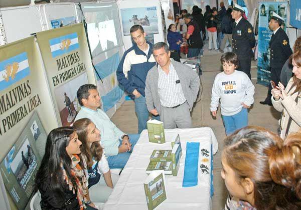 La Expo Malvinas dio inicio a su séptima edición