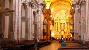 Nación habilita los oficios religiosos en lugares cerrados al 30 %
