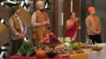noche hindu en masterchef: danzas, look especial y escandalo