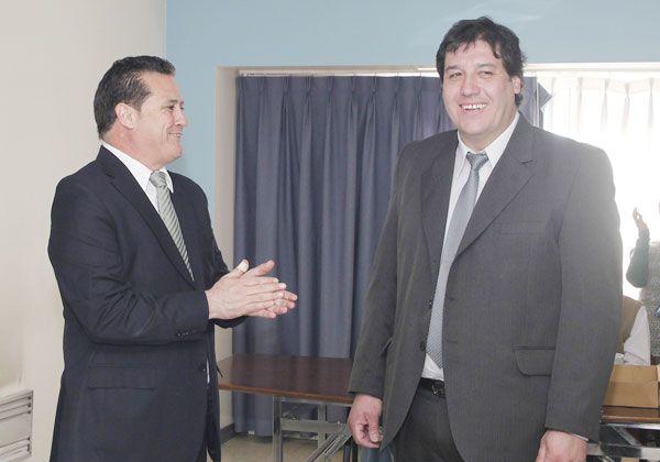 Facundo Arraztoa asumió como concejal tras la renuncia de Chifflet