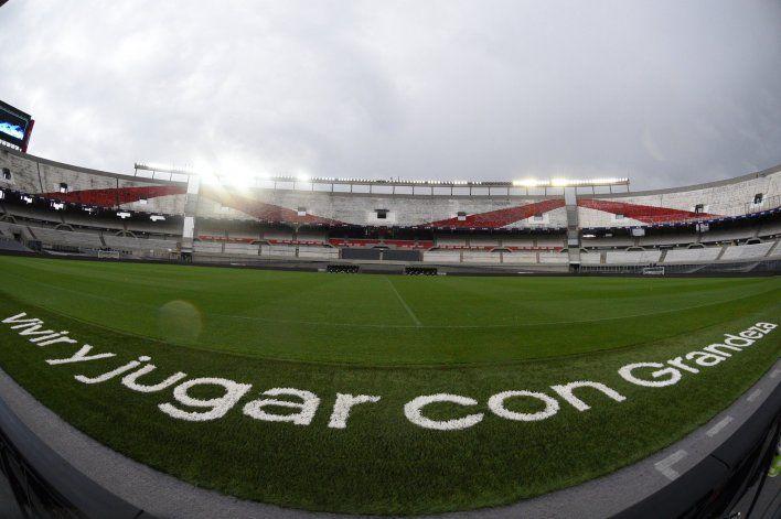 Los increíbles cambios que realizó River para recibir a la selección argentina