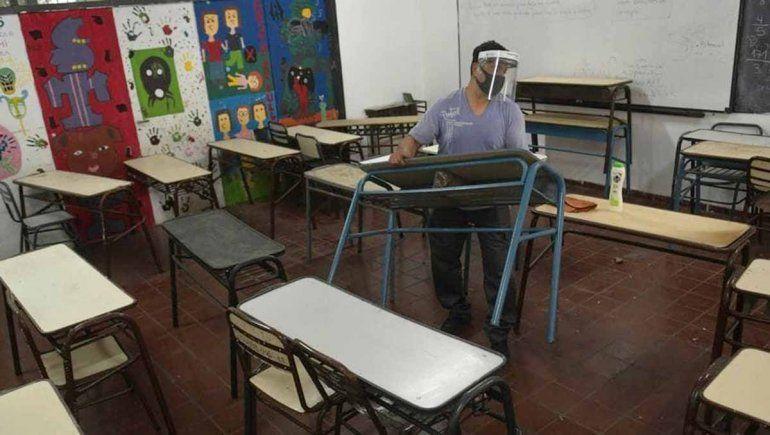 ATE pide aumento salarial por la vuelta de las clases plenas