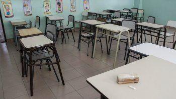 madres y padres piden por el regreso de las clases presenciales