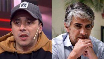 Pablo Echarri se burló del Dipy por su accidente: Maneja como habla