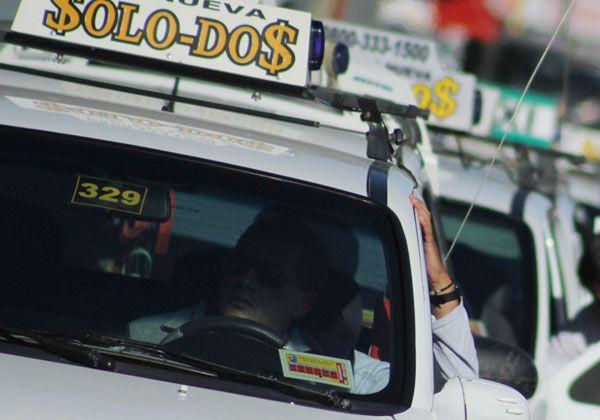 Taxistas evalúan otra suba tarifaria