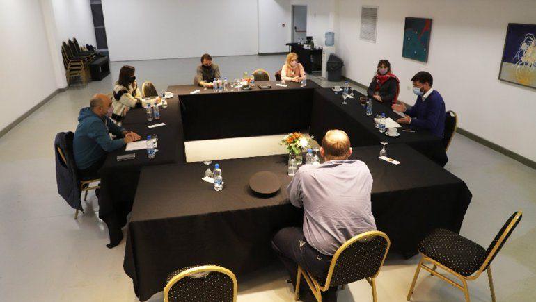 El Comité de Crisis analizó la situación del Alto Valle