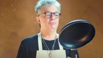juanse se puso mistico y conto que el flaco spinetta le enseno a cocinar