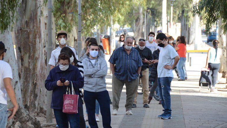 Argentina cruzó el umbral de los 10 mil casos por coronavirus