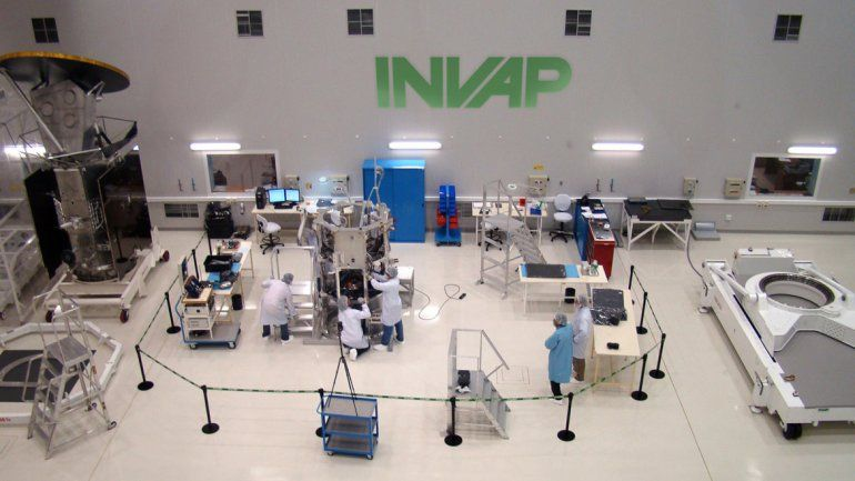 INVAP celebra sus 45 años con proyectos tecnológicos a nivel mundial