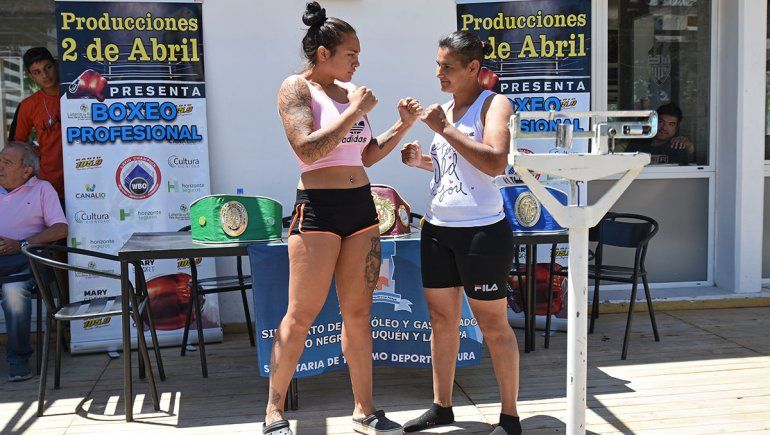 La Tina Vidal enfrenta a la Mala Ruiz