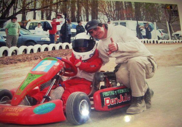 Se inicia el calendario del Karting Fórmula Reginense