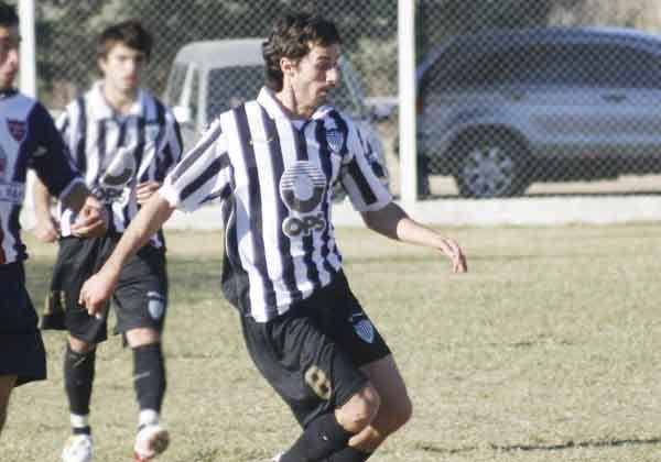 Maxi Raffú, nuevo jugador de Oro