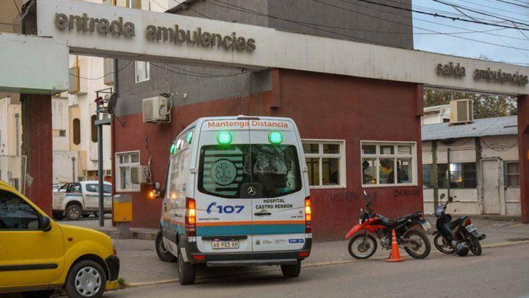 Indignante: madre baleada en un cumple clandestino pedía a los médicos que no la contagien