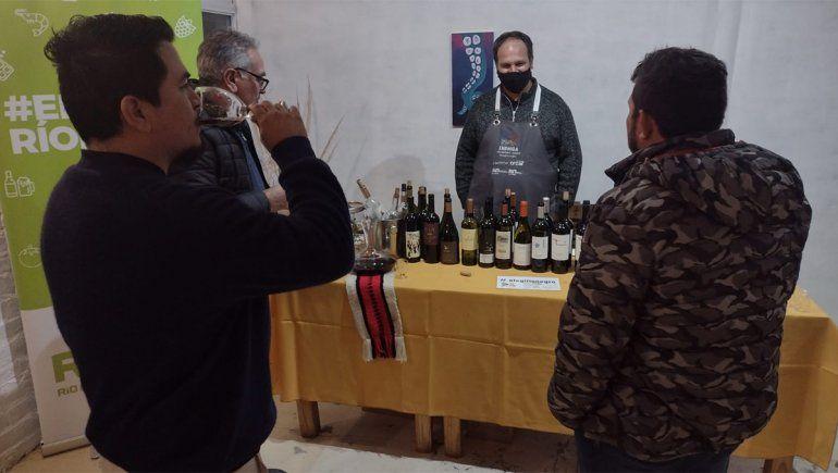 La cocina de la costa rionegrina se lució en un encuentro gastronómico