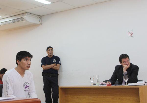 Confesó autoría de crimen en las 1.200
