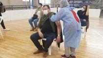 weretilneck recibio la vacuna contra el covid en cipolletti
