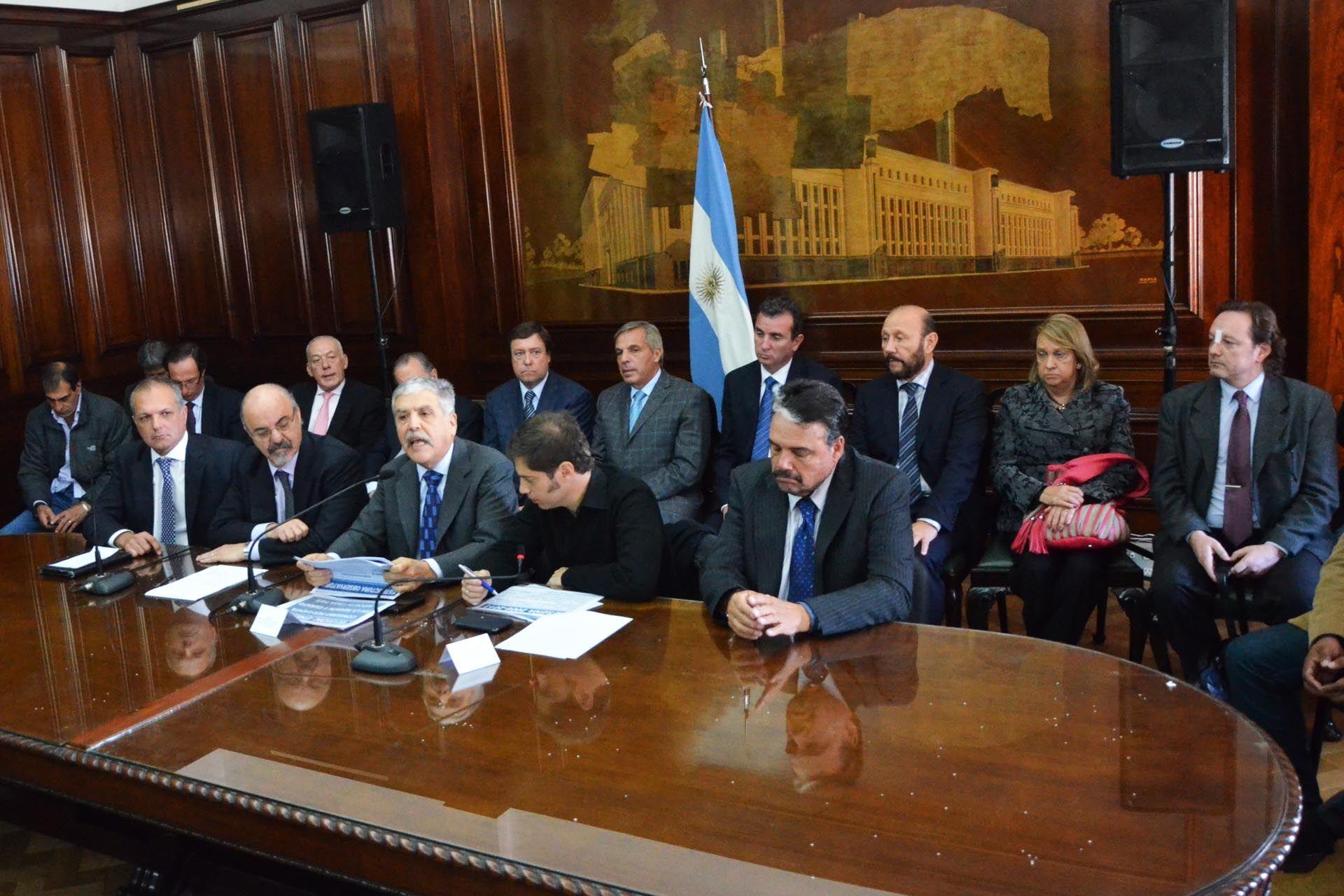 Acuerdo por la soberanía hidrocarburífera
