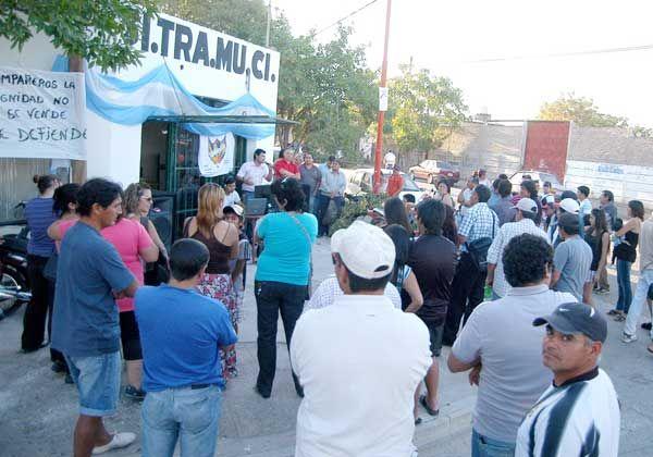 Sitramunci inauguró su sede sindical