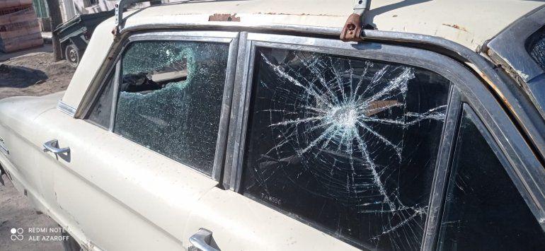 Joven de 19 años causa estragos en un barrio de Viedma