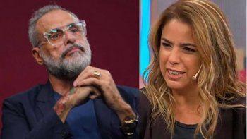 Calabró dijo que Rial la traicionó: Me sorprende que el ofendido sea él