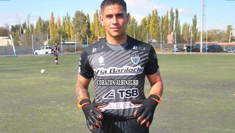 Alex Verón.