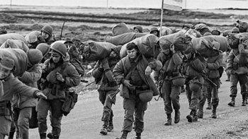 La historia del combatiente al que salvó el enemigo