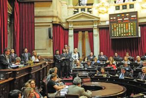 El Senado comienza a debatir en comisión la figura del femicidio