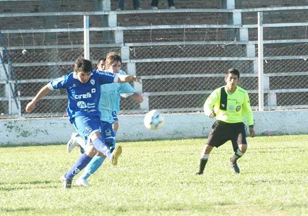 Programación de la décima fecha de la Liga Deportiva Confluencia