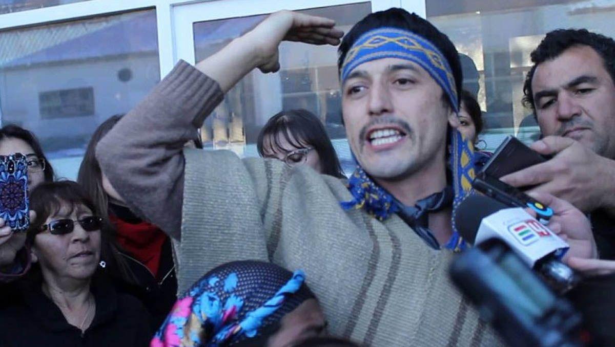 el gobierno pidio la liberacion del lider de la ram jonas huala