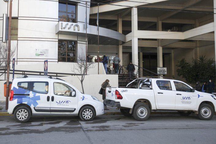 Evacuaron el edificio del ISSN en Neuquén por posible pérdida de gas