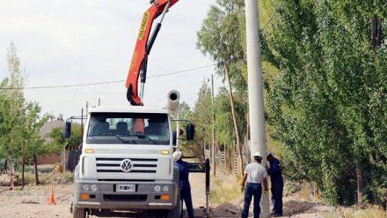 Vecinos de Costa Esperanza piden avances en las obras de electrificación