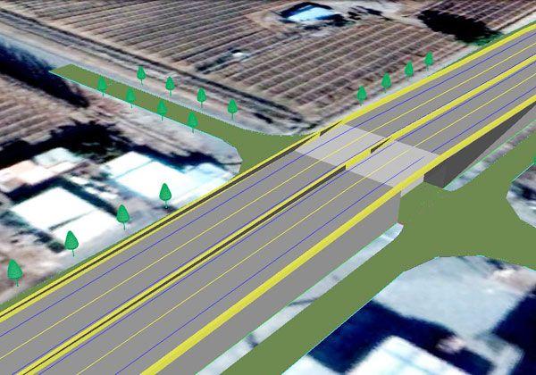 El gran crecimiento del tránsito por Ruta 22 hizo optar por una autopista