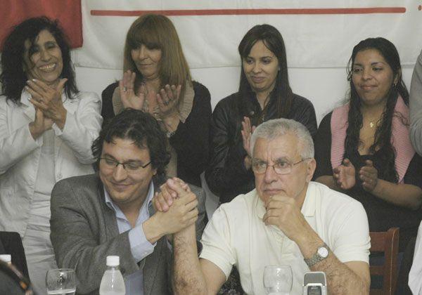 Pica presentó en sociedad a sus candidatos a concejales