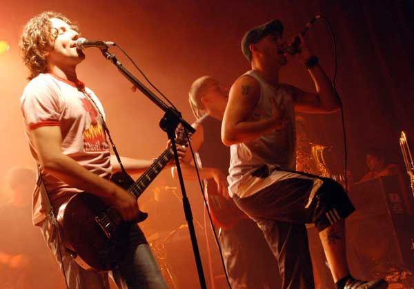 Cipolletti, plaza atractiva para el rock nacional