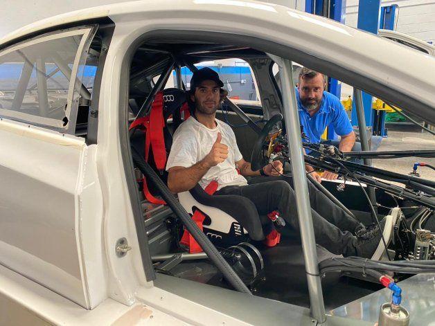 José Manuel Urcera tendrá continuidad en el Súper TC2000 con un Cruze del Monti Motorsport