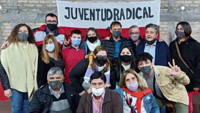 Inquilinos de Río Negro repudiaron la visita de Naidenoff