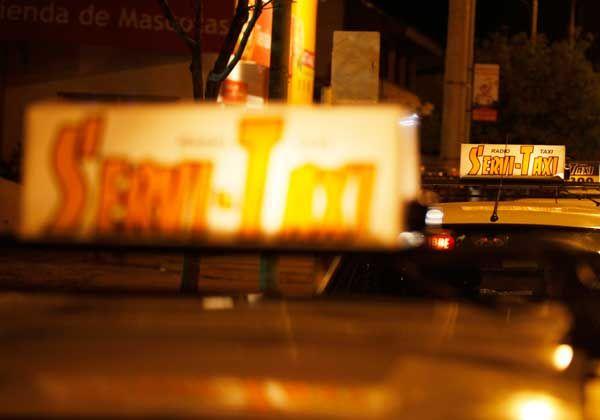 Asaltan a dos taxistas y hay inquietud por la inseguridad