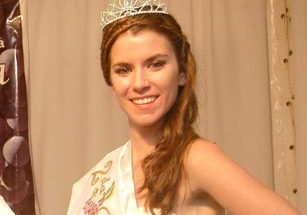 La segunda princesa de la Fiesta de la Vendimia es de Cipolletti