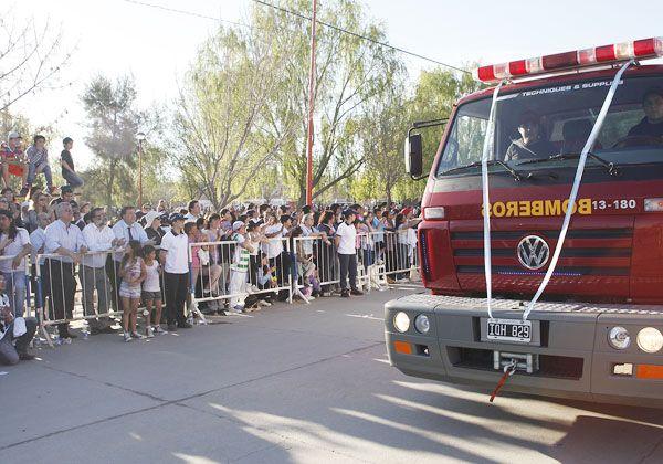 Una multitud desbordó el Parque Norte