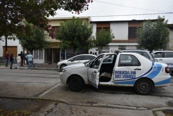 Siguen los robos de autos con asaltos a personas mayores - El asalto del jueves 4 de marzo.