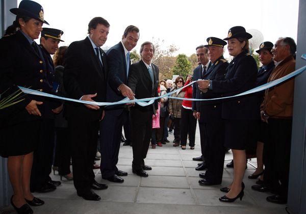 Fue inaugurada la Comisaría de la Familia