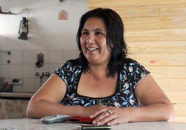 Mary Luz, una madre que hace camino al andar