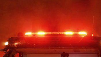 bariloche: incendio en baldio sucio destruyo tres departamentos