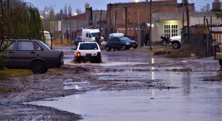 Hubo 190 asistencias a familias cipoleñas por las intensas lluvias