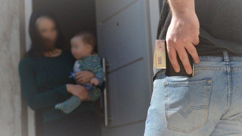 Un padre cipoleño tiene que pagar casi $3.000.000 de deuda alimentaria