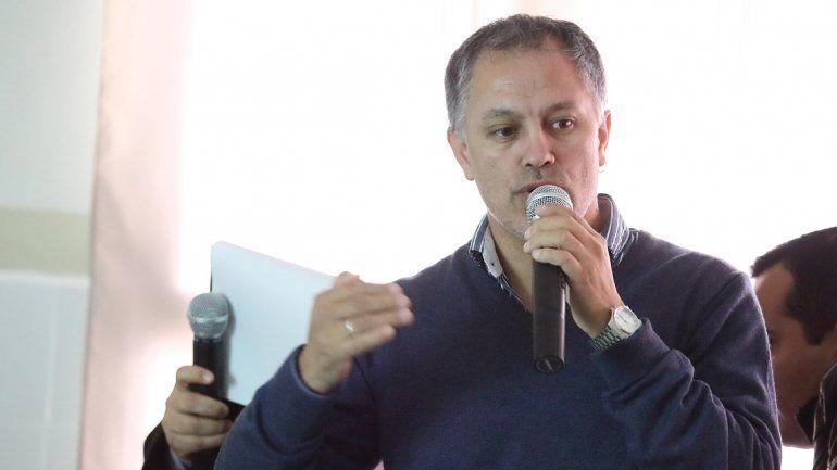 Carrizo destacó que las obras se suman a otros seis proyectos.