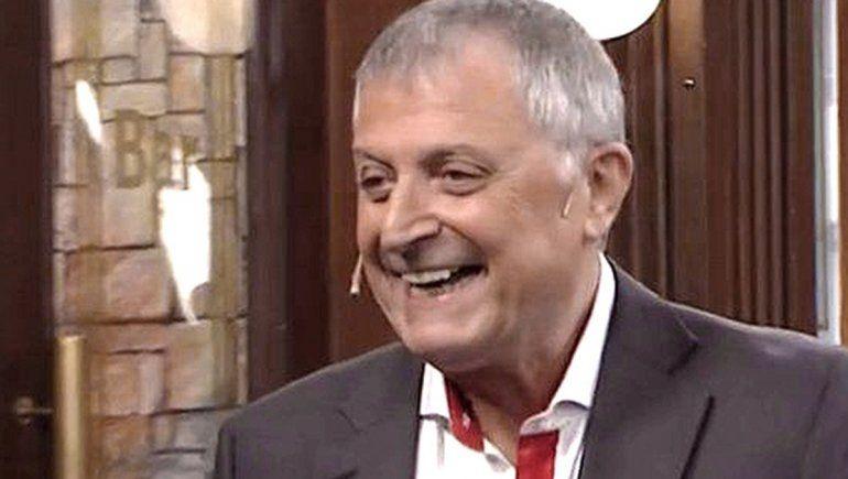 Murió Gino Renni, tras casi dos meses de estar internado por Covid-19